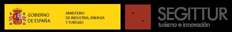 Logo Ministerio SEGITTUR
