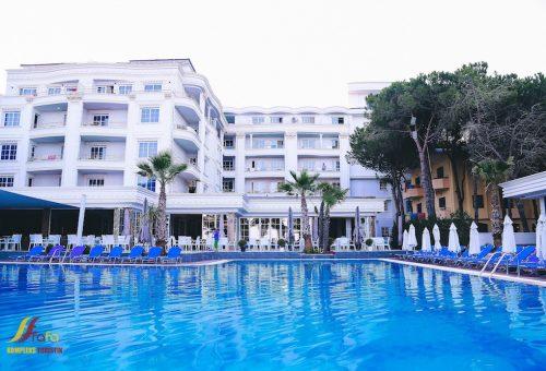 Albánie, Durrës - Hotel Fafa Premium - foto 1