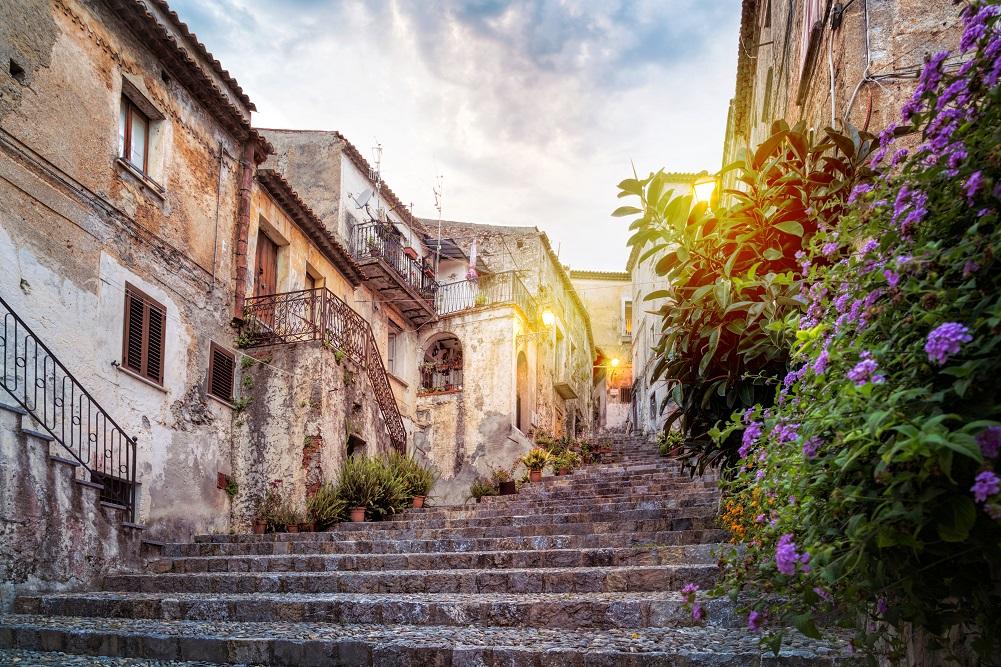 Itálie - zájezdy pro seniory 55+ Kalábrie - foto 12