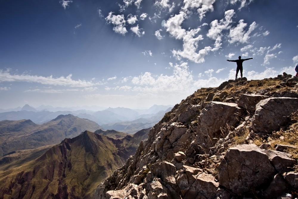 Pyreneje - pěší turistika pro seniory - foto 2