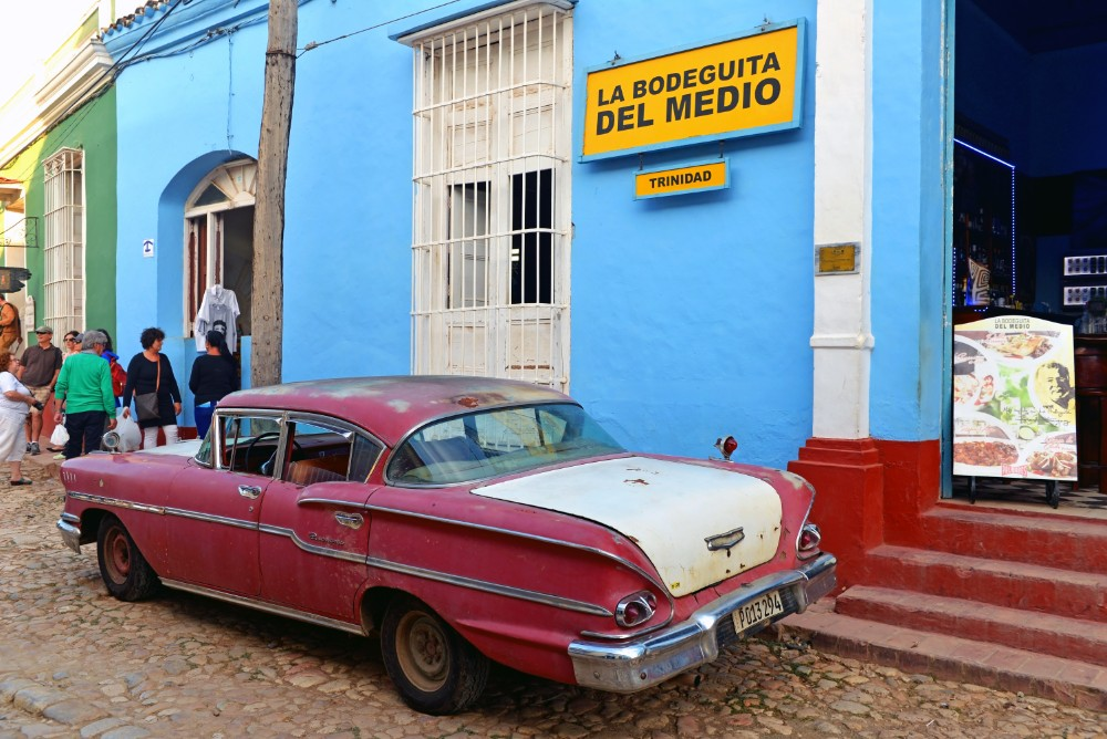 Kuba 55+ poznávací zájezdy pro seniory - foto 5