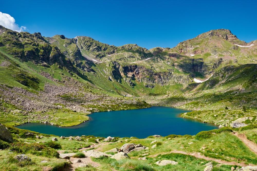 Pyreneje - turistika pro seniory 55+ foto 1