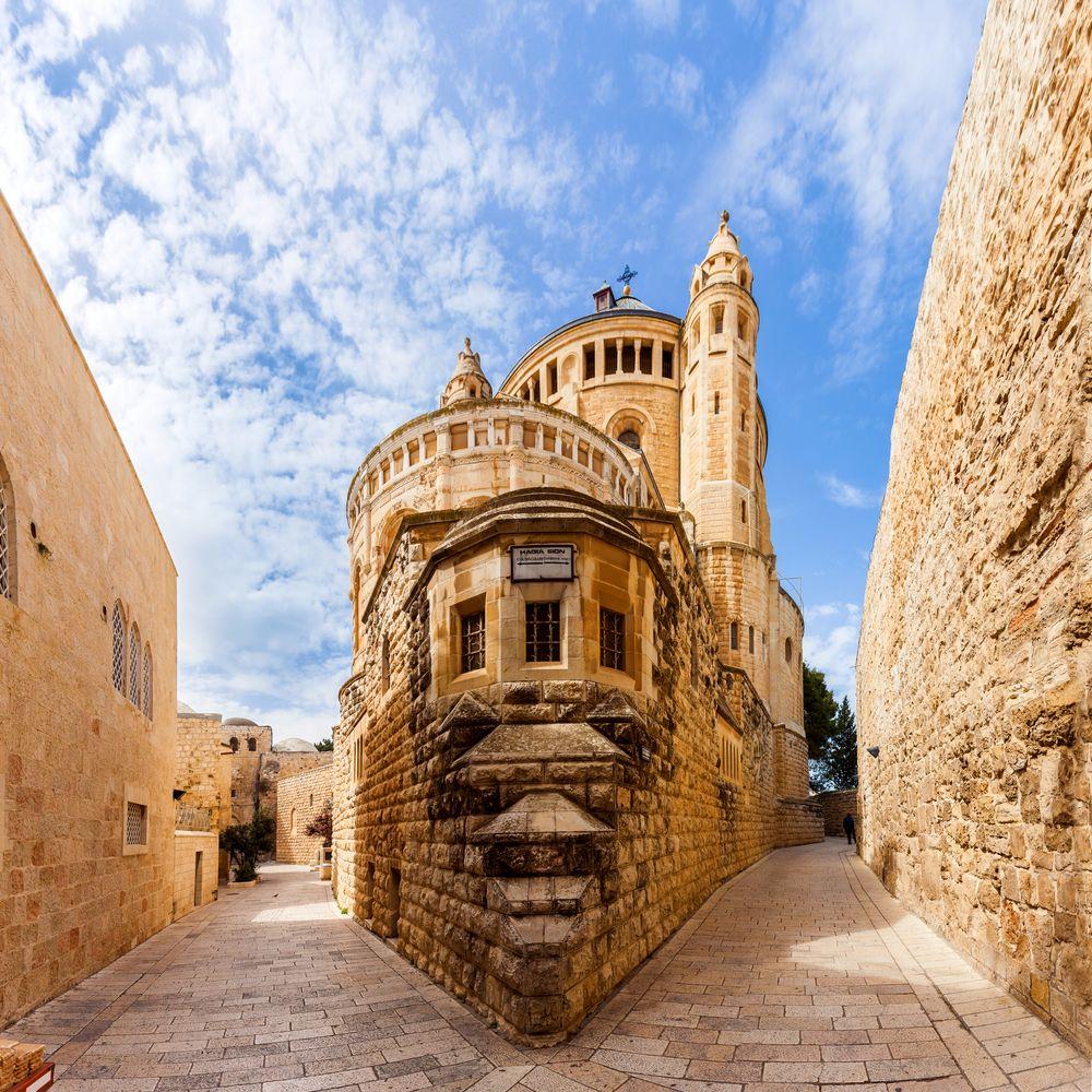 Velká cesta do Svaté země, Izrael pro seniory - foto 11