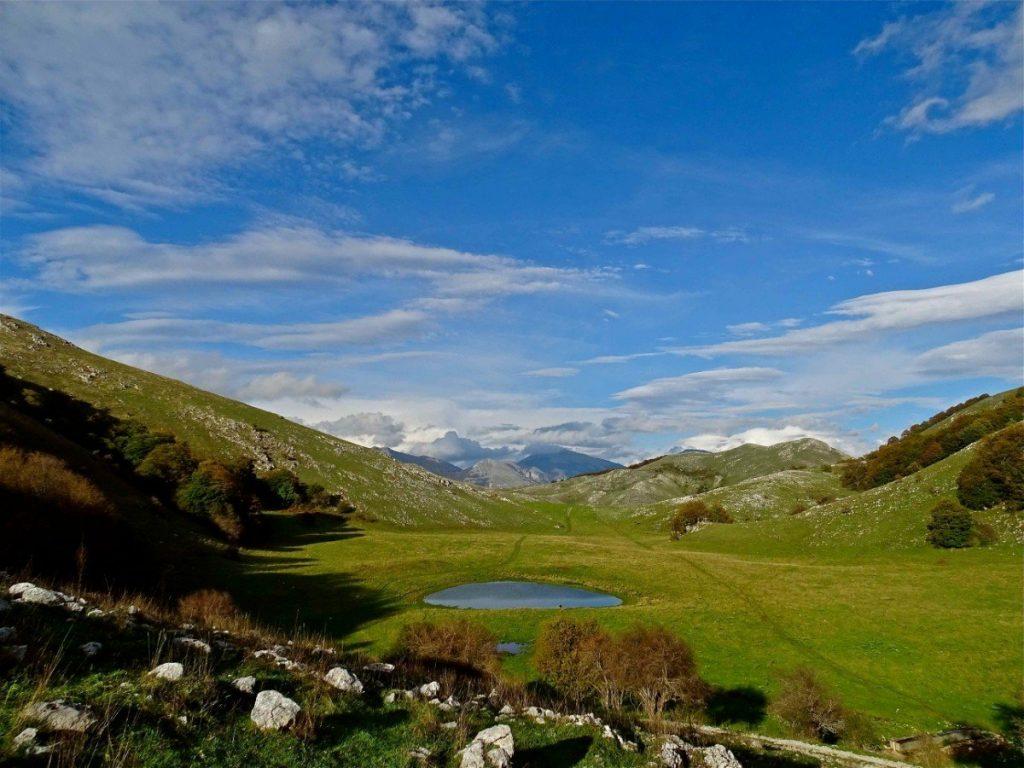 Národní park Pollino. Foto: Stefano Contin.