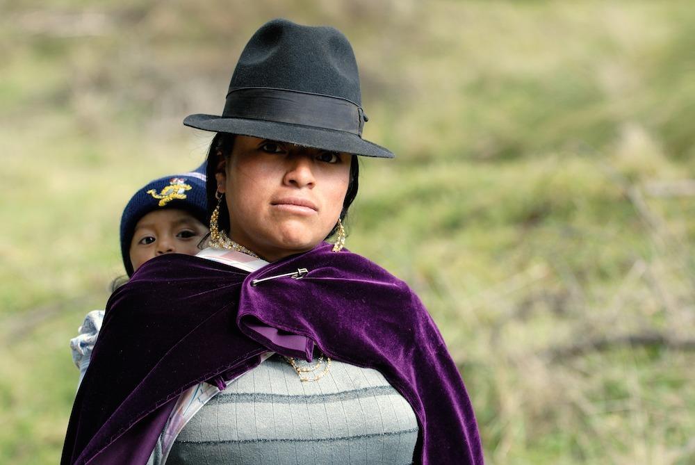 Putování na rovníku, Ekvádor - foto 13