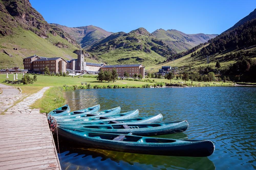 Pyreneje - turistika pro seniory 55+ foto 9