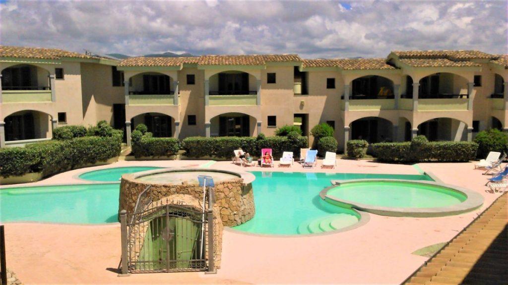 Příjemný hotel Baia delle Mimose
