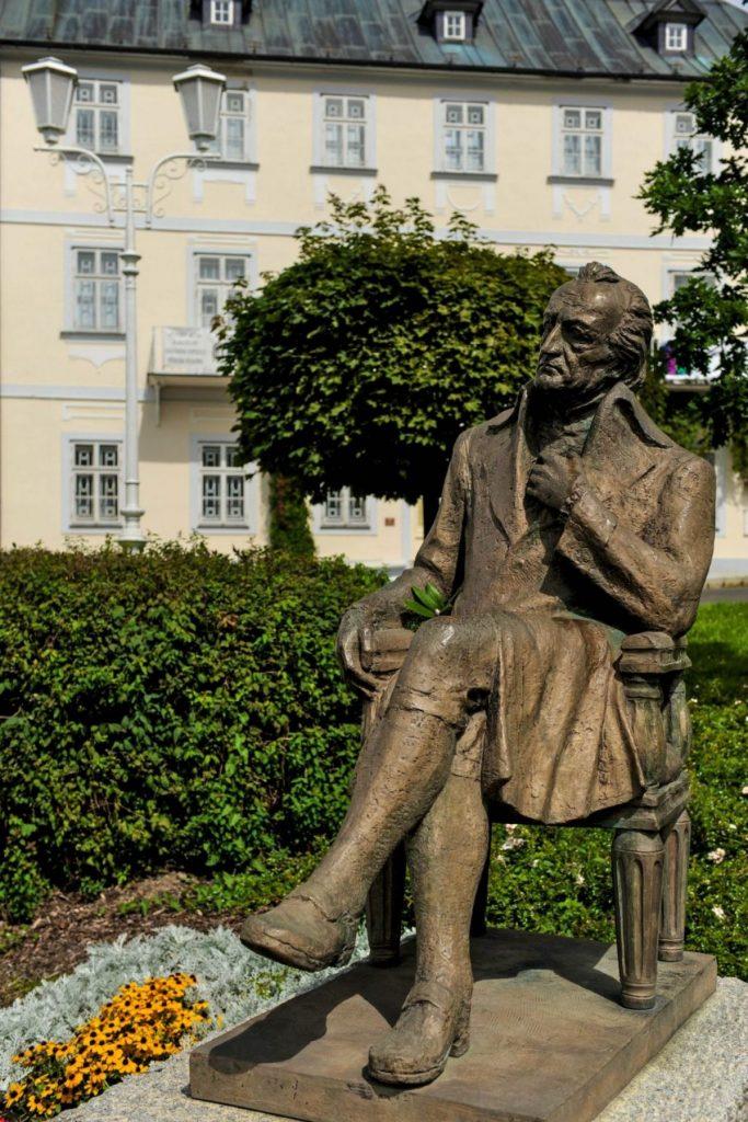 Zdroj: Databanka fotografií města Mariánské Lázně