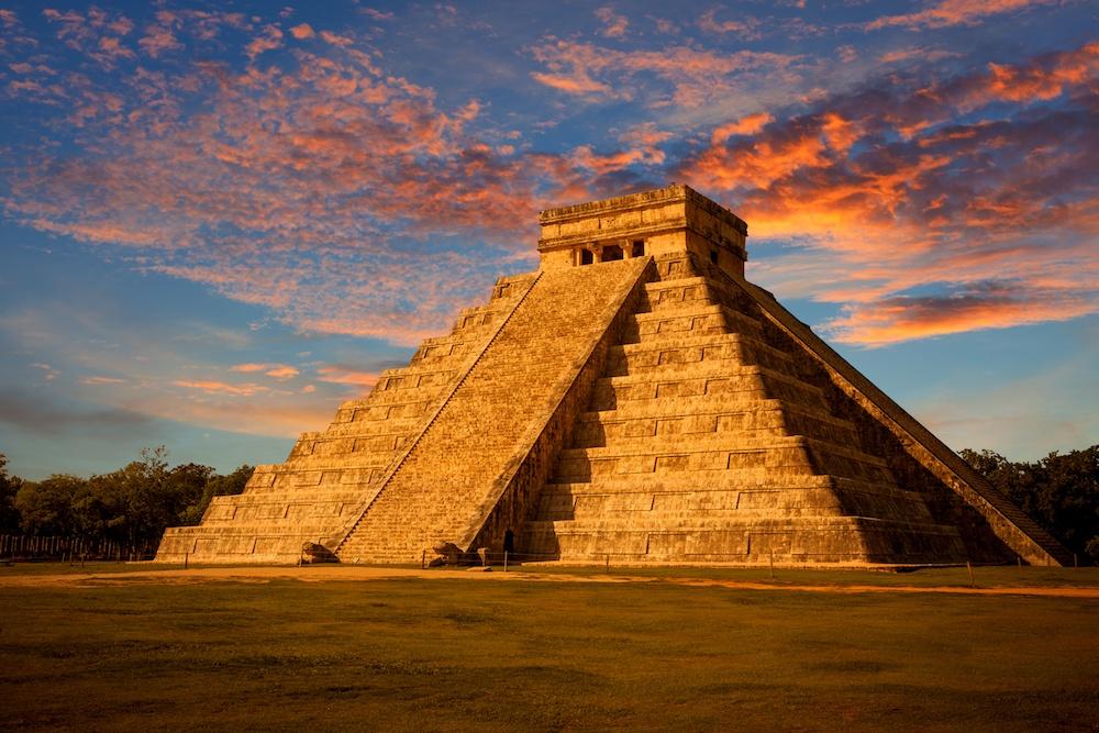 Velké putování Mexikem, Mexiko 55+ - foto 2