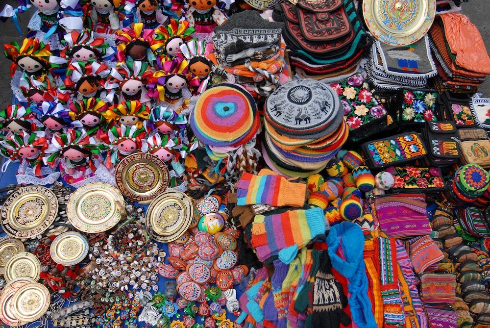 Velké putování Mexikem, Mexiko 55+ - foto 18