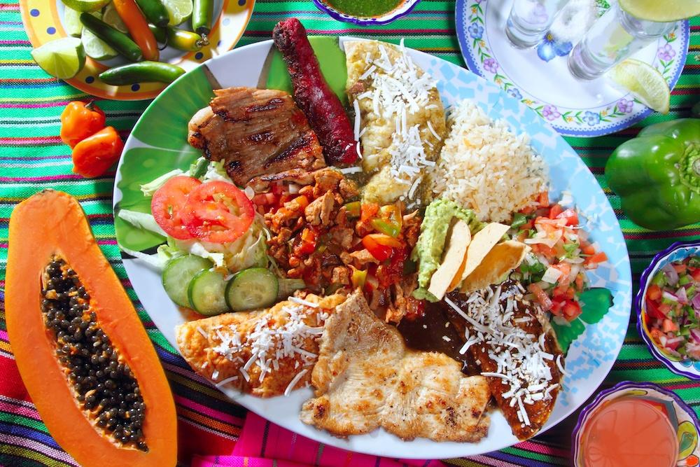 Velké putování Mexikem, Mexiko pro seniory - foto 19