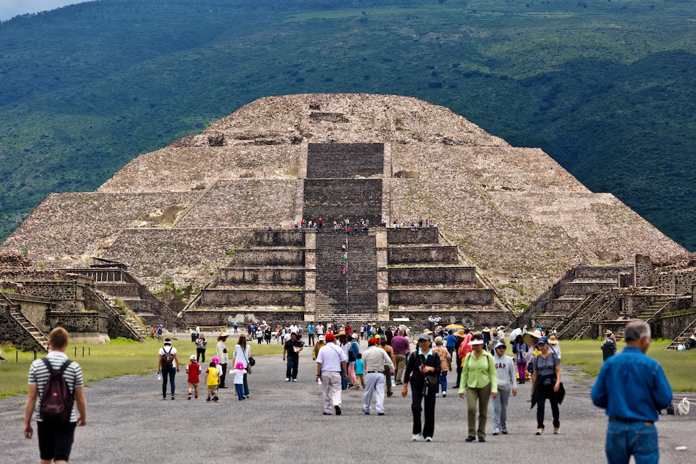 Velké putování Mexikem, Mexiko pro seniory - foto 23