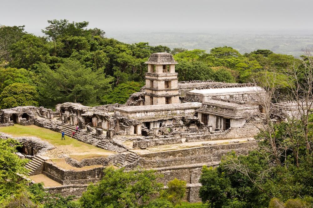 Velké putování Mexikem, Mexiko pro seniory 55+ - foto 24