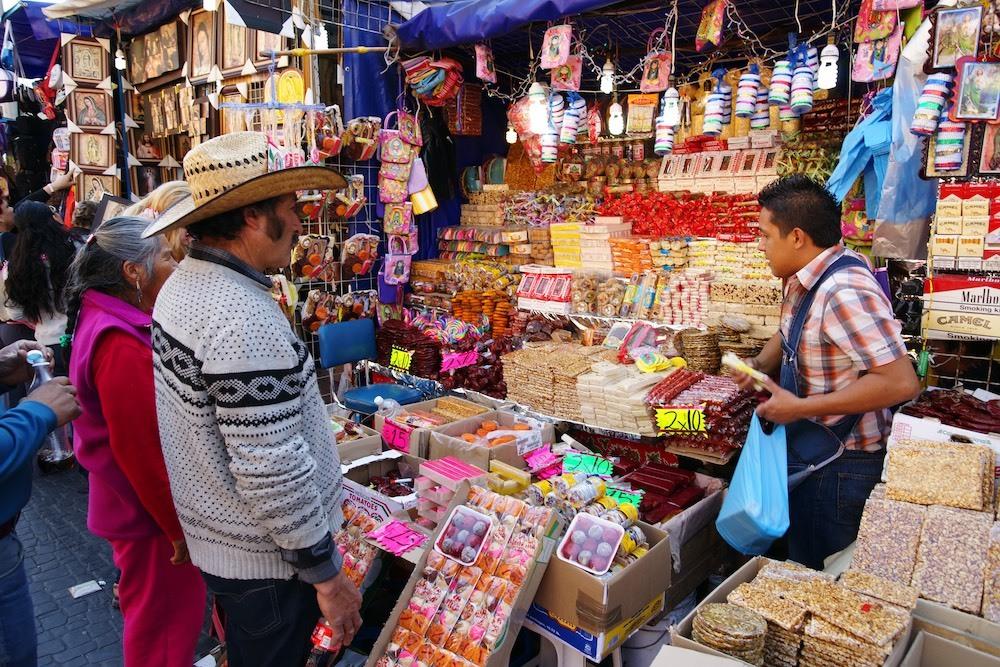 Velké putování Mexikem, Mexiko - foto 33