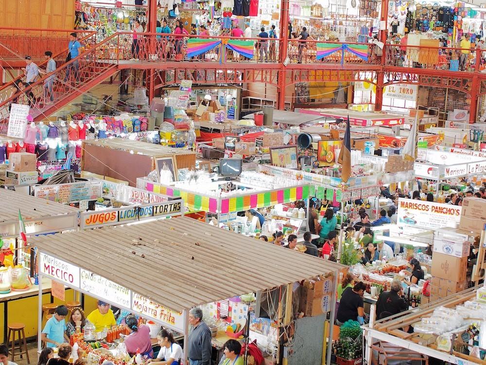 Velké putování Mexikem, Mexiko 55+ - foto 34