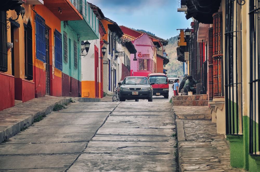 Velké putování Mexikem, Mexiko 55+ - foto 38