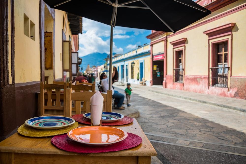 Velké putování Mexikem, Mexiko 55+ - foto 46