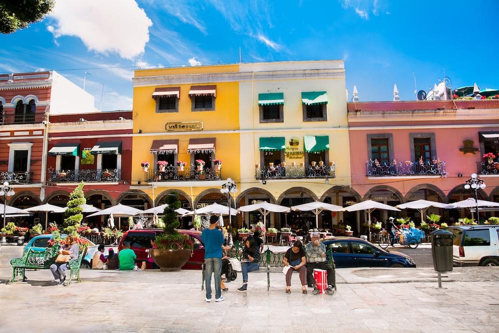 Velké putování Mexikem, Mexiko pro seniory - foto 47
