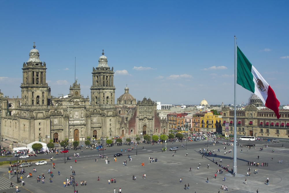 Velké putování Mexikem, Mexiko pro seniory 55+ - foto 48
