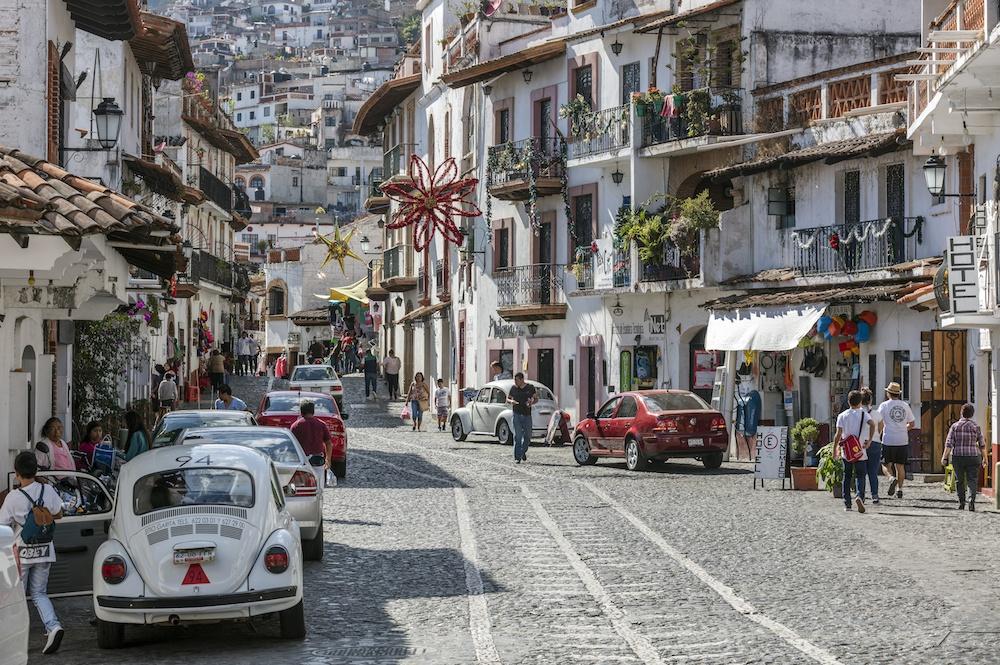 Velké putování Mexikem, Mexiko pro seniory - foto 7