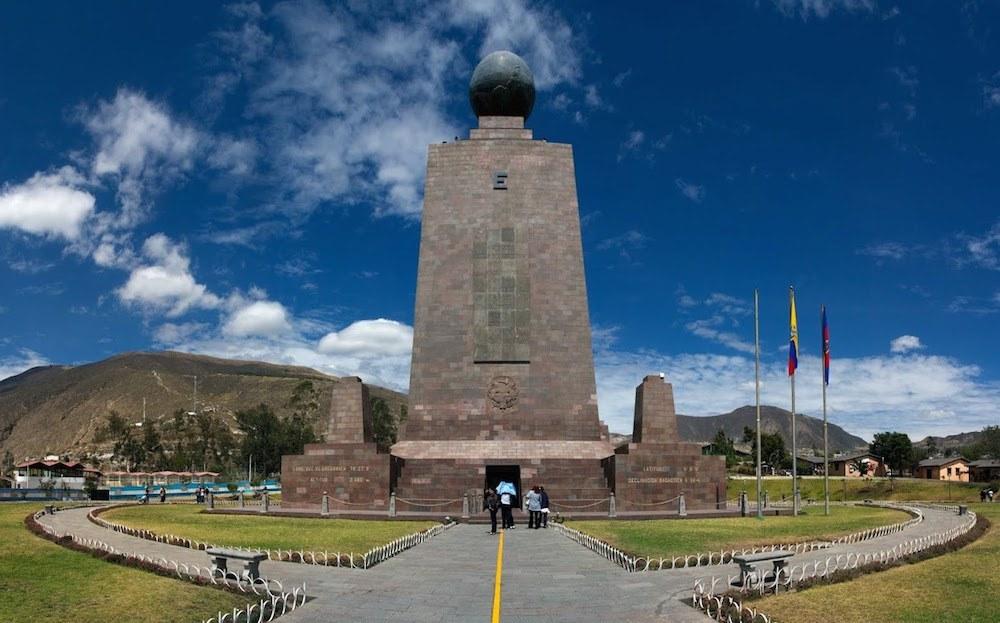 Putování na rovníku, Ekvádor - foto 49