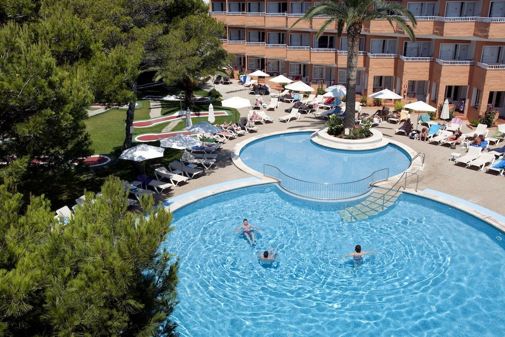 Menorca, Hotel Xaloc Playa - foto 1