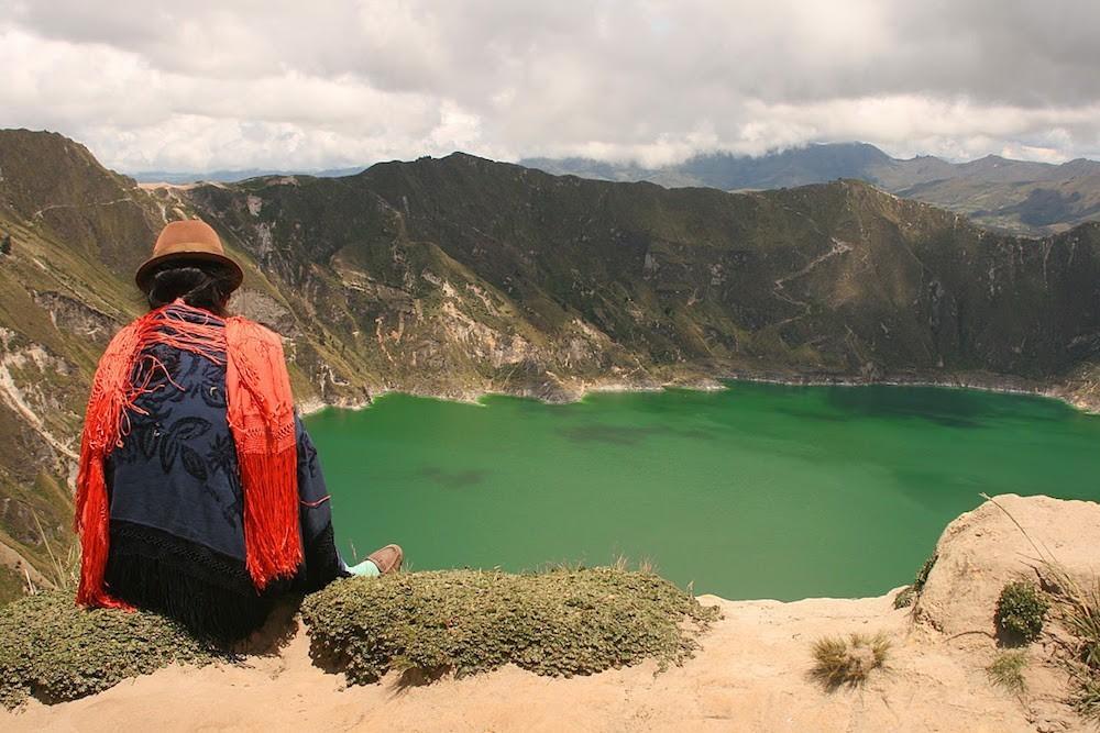 Putování na rovníku, Ekvádor 55+ - foto 54