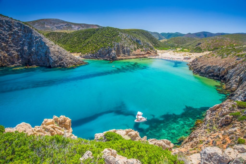 Sardinie 55+, foto 1