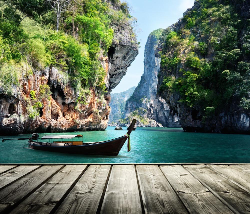 Velký okruh Jižním Thajskem, Thajsko pro seniory - foto 27