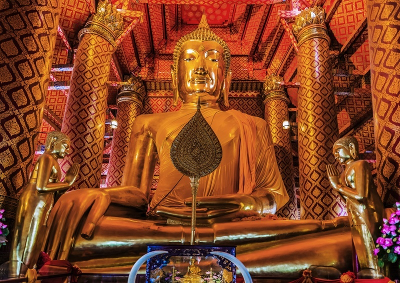 Velký okruh Jižním Thajskem, Thajsko - foto 33
