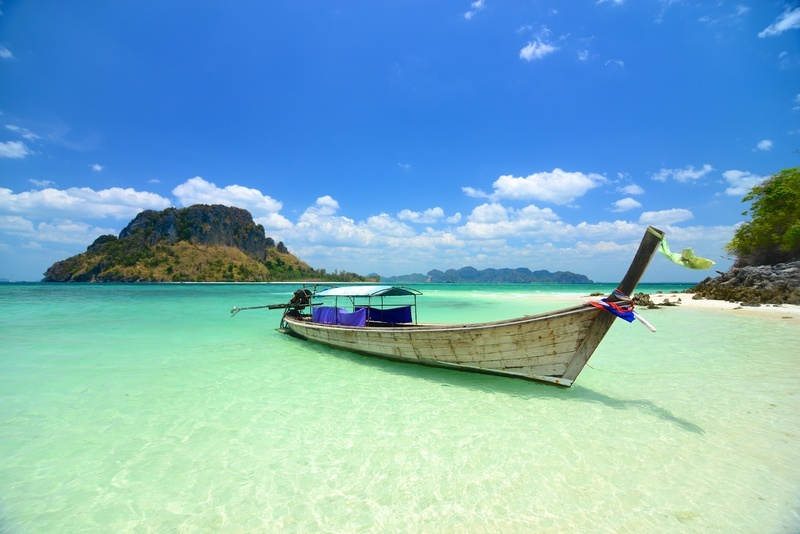 Velký okruh Jižním Thajskem, Thajsko 55+ - foto 26