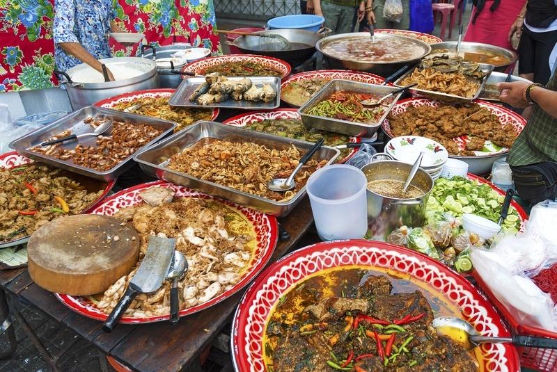 Velký okruh Jižním Thajskem, Thajsko 55+ - foto 18