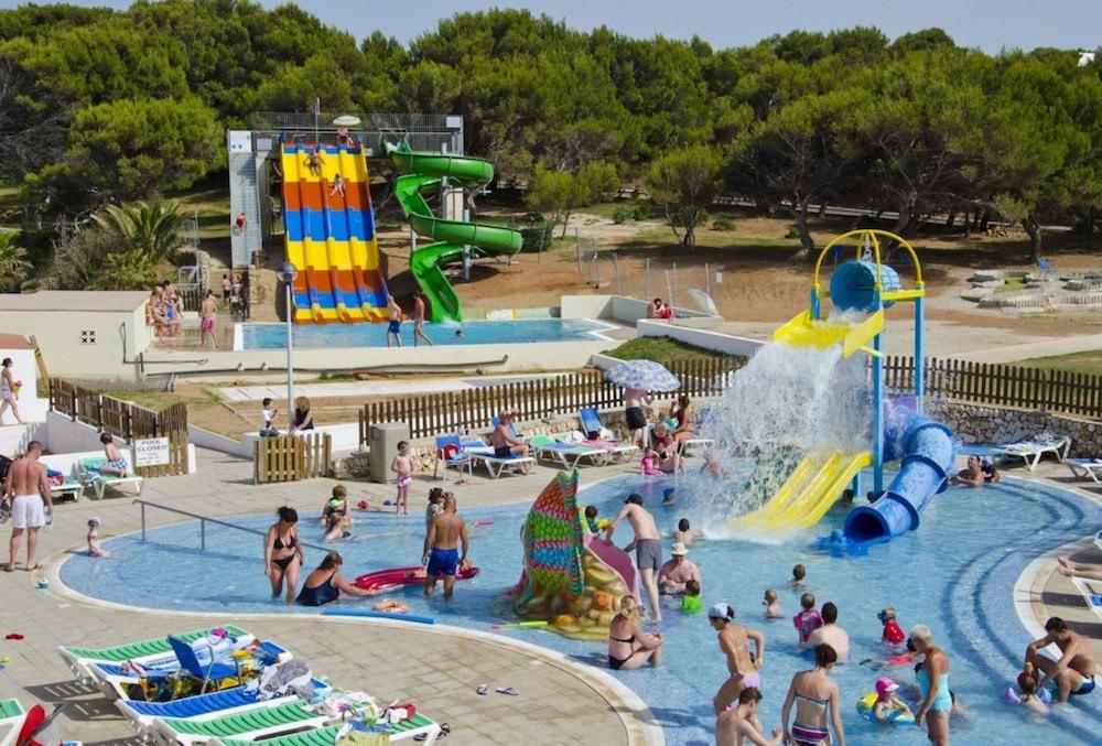 Dětský bazén, CLUB HOTEL AQUAMARINA 3*, Menocra, Španělsko.