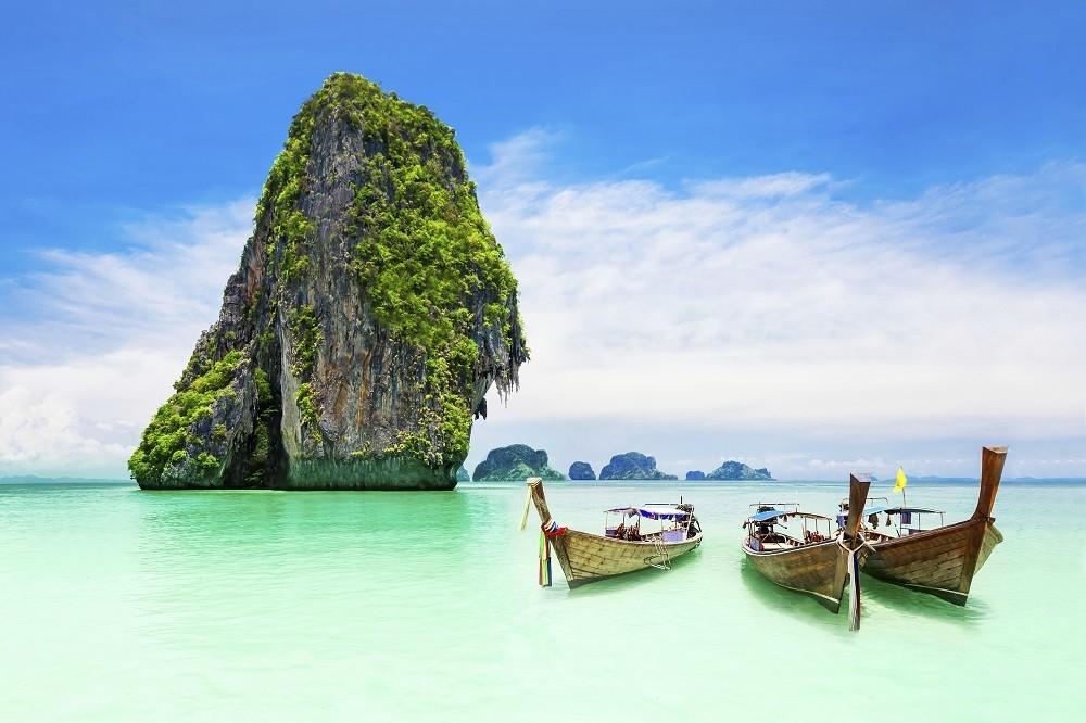 Velký okruh Jižním Thajskem, Thajsko - foto 1