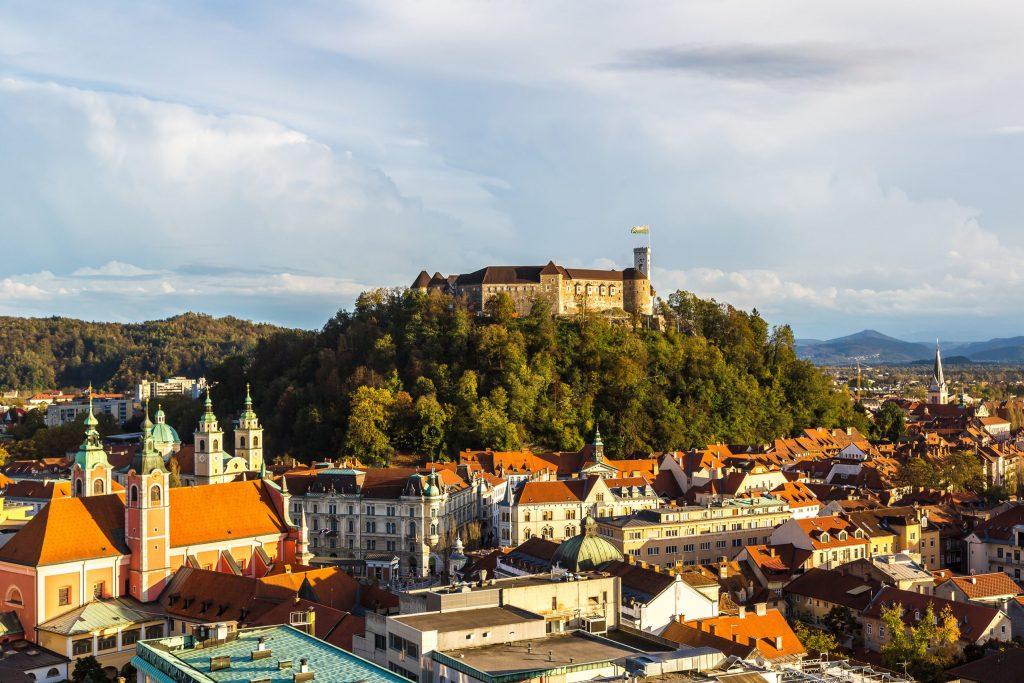 Slovinsko pro seniory 55+ termální lázně - foto 1