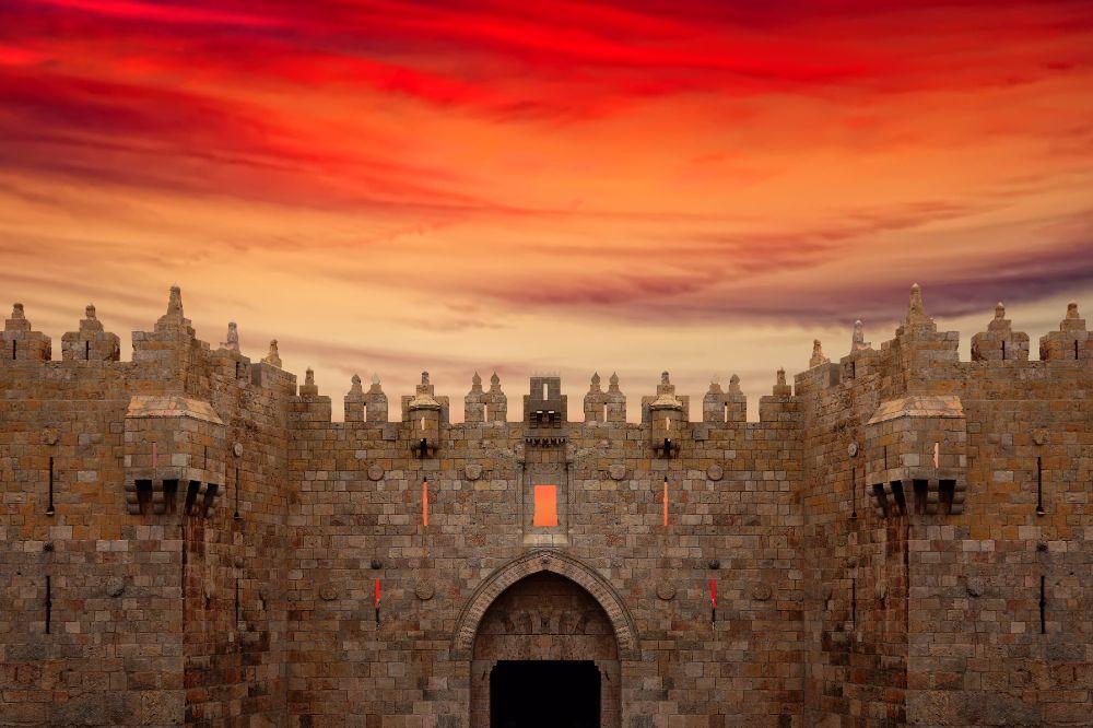 Velká cesta do Svaté země, Izrael - foto 9