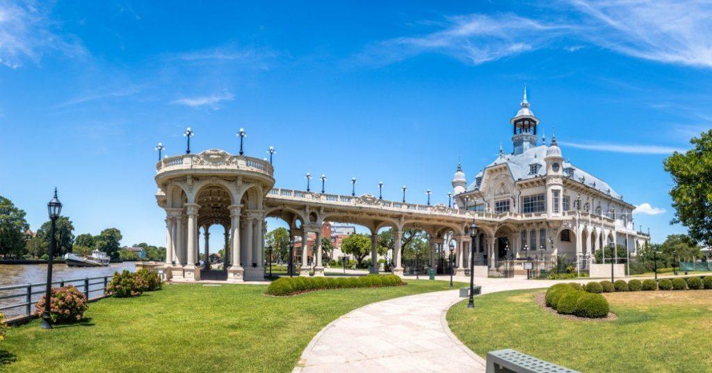Muzeum umění ve městě El Tigre, které se nachází nedaleko Buenos Aires