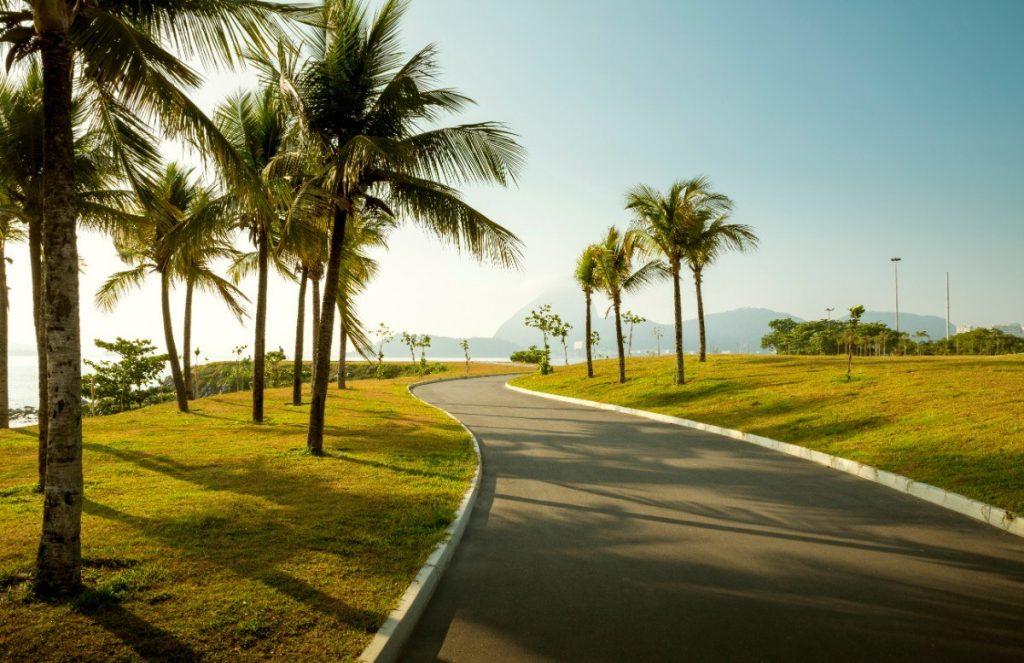 Flamengo park bude příjemným zpestřením vašeho putování po krásách Rio de Janeira.