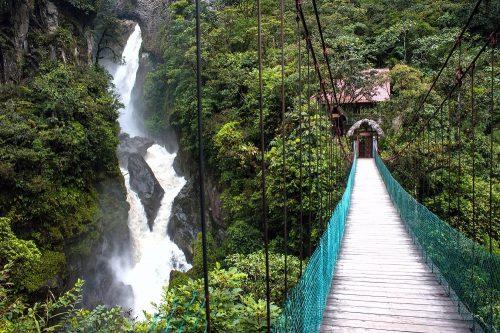 Putování na rovníku, Ekvádor - foto 5