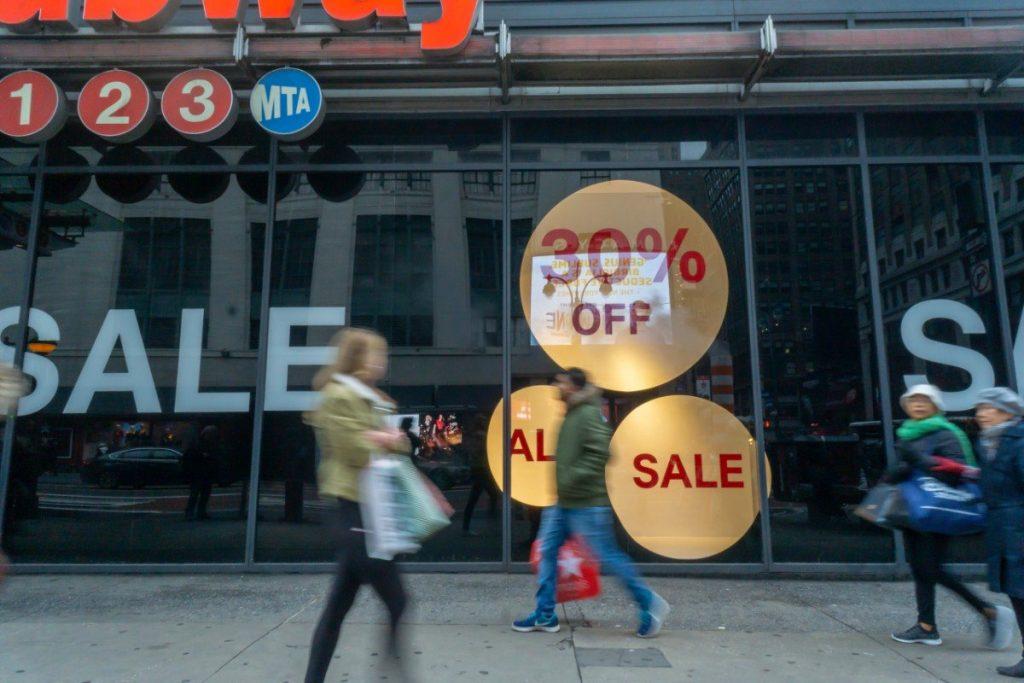 Nákupy, slevy, dárečky.... Není na světě místo, které by bylo pro nakupování příhodnější nežli New York.