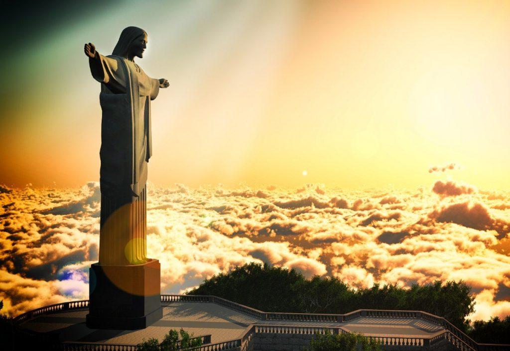 Nejnavštěvovanějším místem Rio de Janeira je bezesporu socha Krista Spasitele zapsaná v UNESCO.