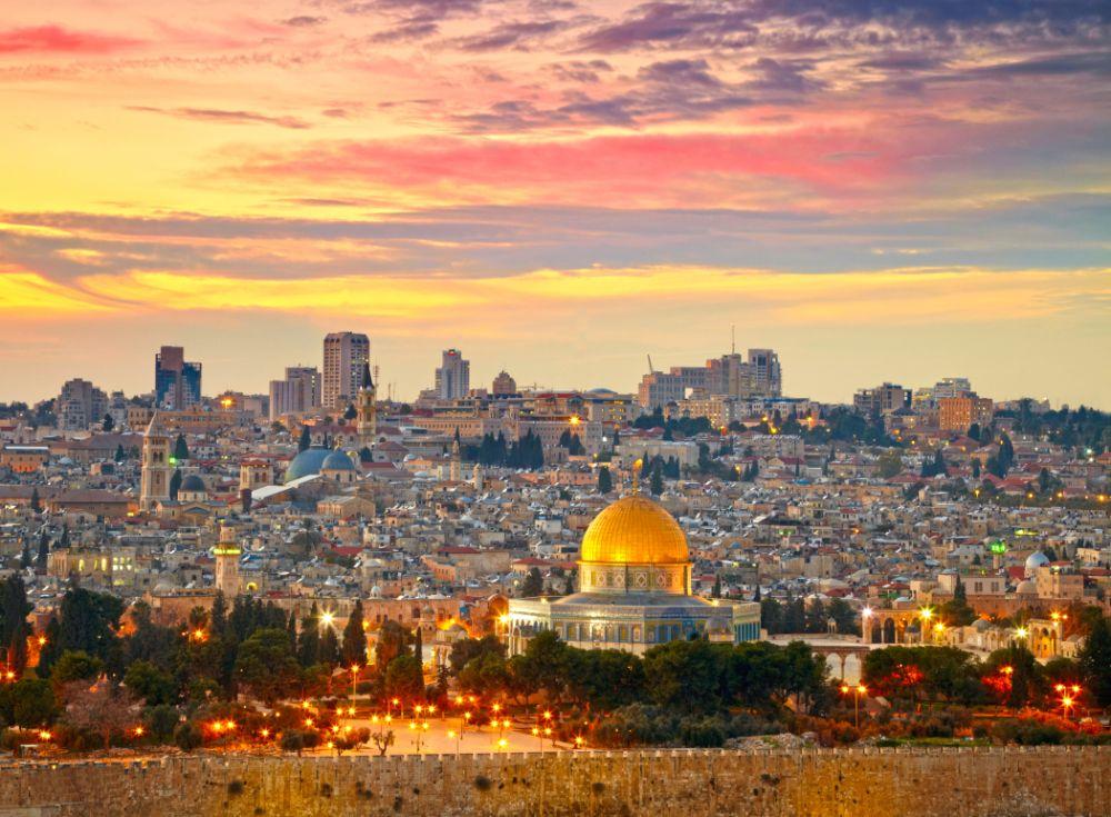 Velká cesta do Svaté země, Izrael pro seniory - foto 19