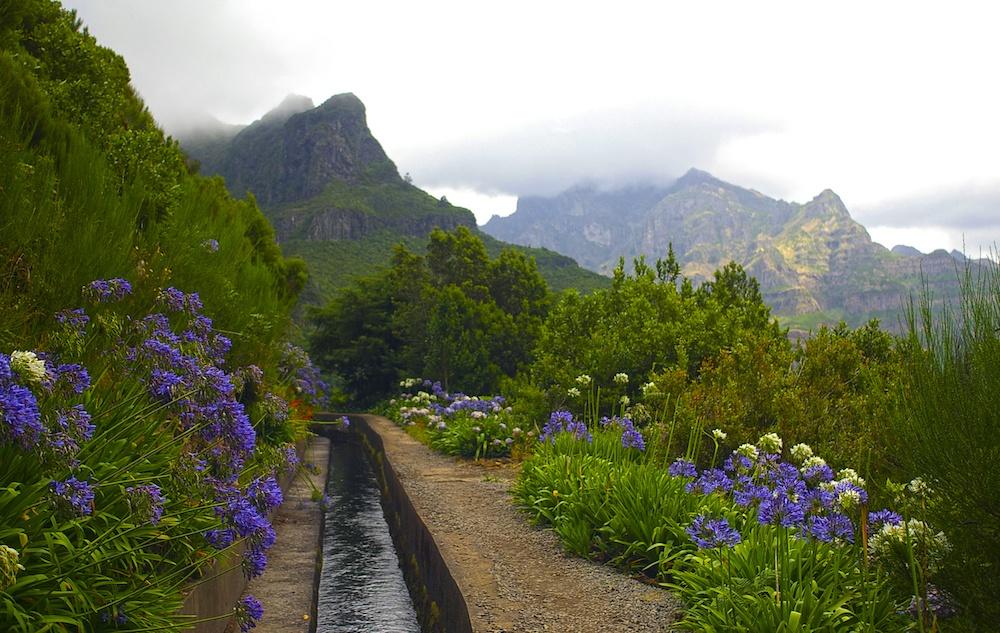 Madeira 55+ pěší turistika pro seniory - foto 6