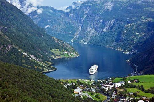 Velká cesta zemí fjordů, Norsko 55+ - foto 2
