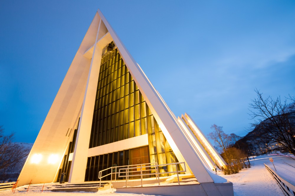 Severní Norsko 55+ zájezdy pro seniory - foto 1