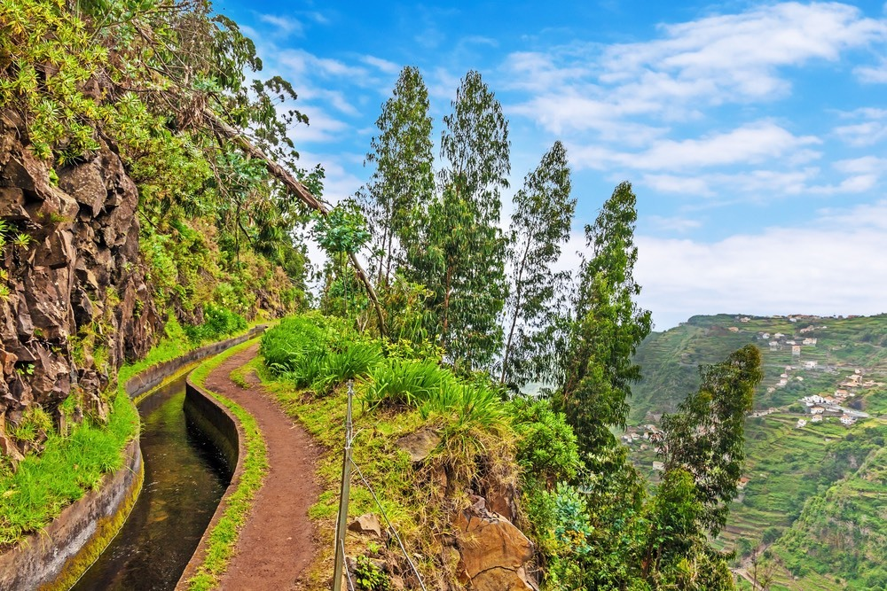 Madeira 55+ pěší turistika pro seniory - foto 7