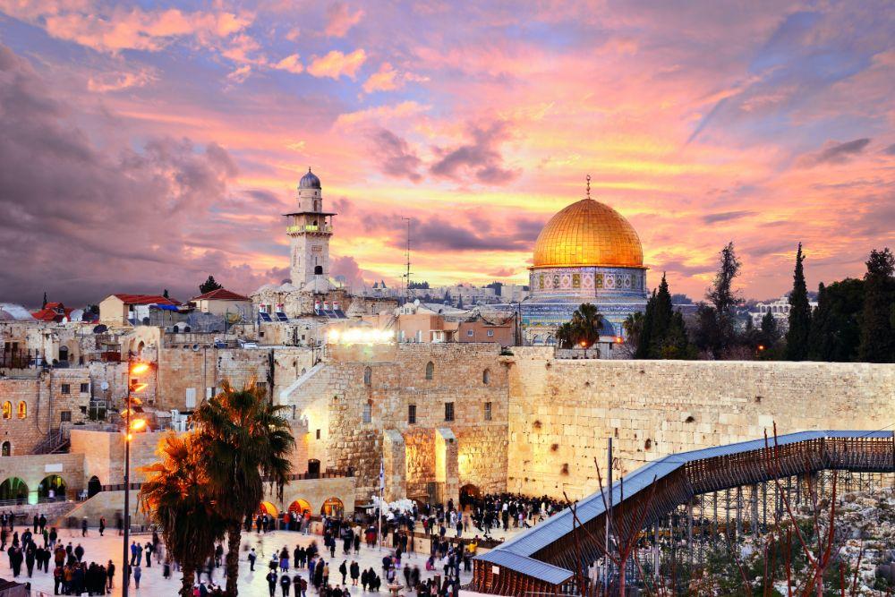 Velká cesta do Svaté země, Izrael 55+ - foto 6