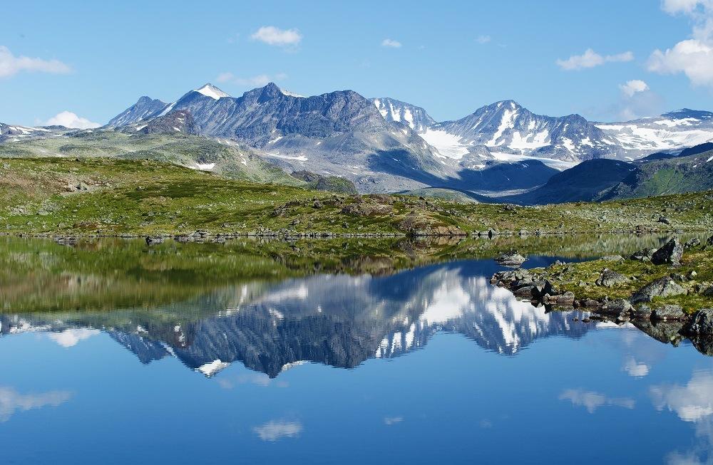 Velká cesta zemí fjordů, Norsko pro seniory - foto 20