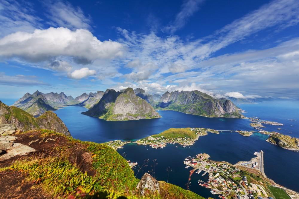 Velká cesta zemí fjordů, Norsko 55+ - foto 23
