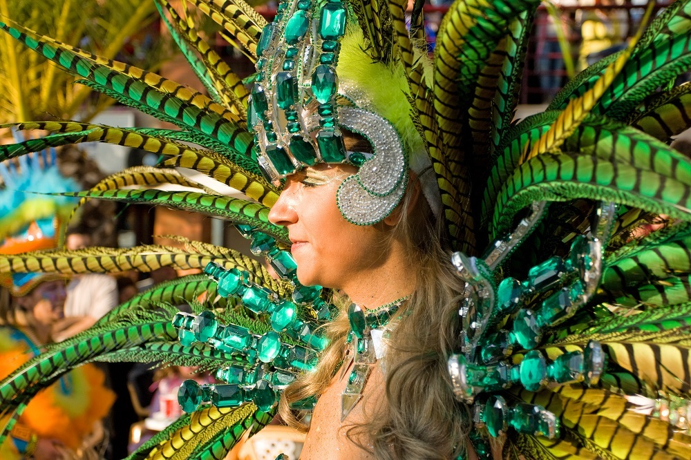 Karneval na Madeiře - foto 13